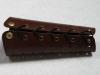 Armschutz aus Leder (mit einem Gummi)
