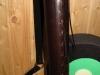 Rückenköcher typ 2 (rohr) mit einer Lederschnürung