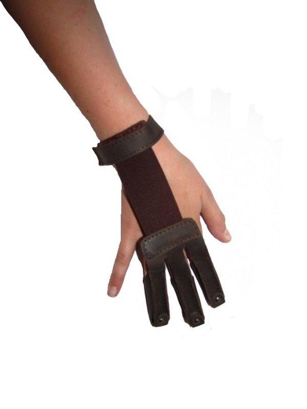 Glove for archery