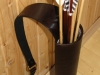 Back quiver with a simple design type 1