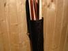 Rückenköcher typ 2 mit einer Lederschnürung