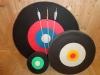 Zielscheibe Mittelkreis