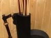 Seitenköcher typ 1 mit der Lilie