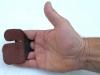 Chránič prstov s hladkou kožou