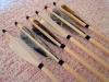 Drevený šíp tradičný netriedený 86 cm - smrek